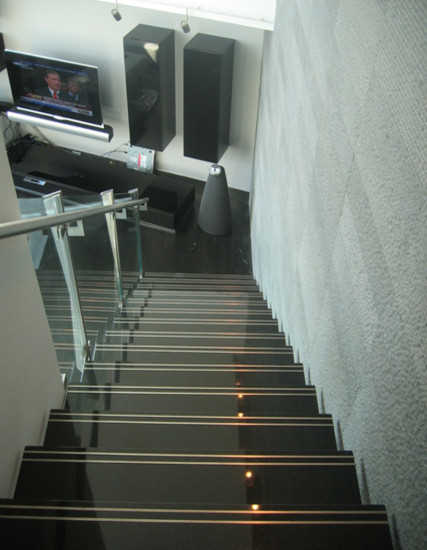 Granite Staircase Elegant Designs Granite Stair Steps Types Of