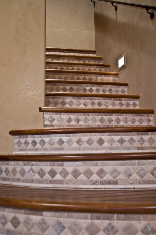 Granite Staircases