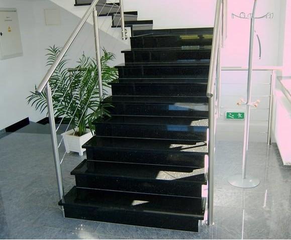 Granite Staircase Elegant Designs Granite Stair Steps